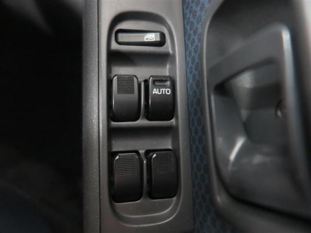運転席からウインドウの開閉操作できます。