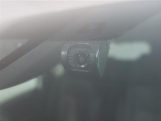 ドライブレコーダー付きで安心!