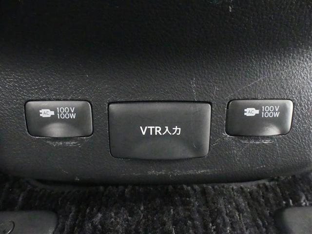 2.4Z プラチナ フルセグ HDDナビ バックカメラ ETC 両側電動スライド HIDヘッドライト 3列シート ワンオーナー DVD再生 記録簿 乗車定員7人 安全装備 ナビ&TV CD アルミホイール 盗難防止装置(14枚目)