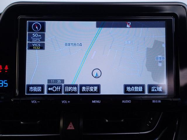 トヨタ C-HR G ETC LEDヘッドライト 前歴当社試乗車