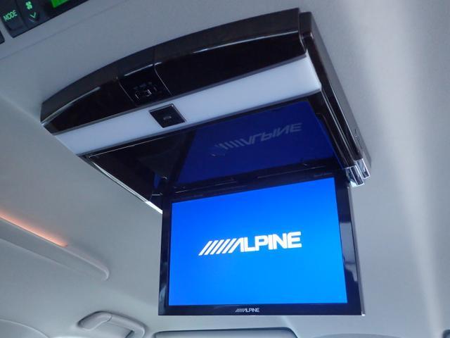 トヨタ ヴェルファイア 2.4Z ETC HDDナビ 後席モニター