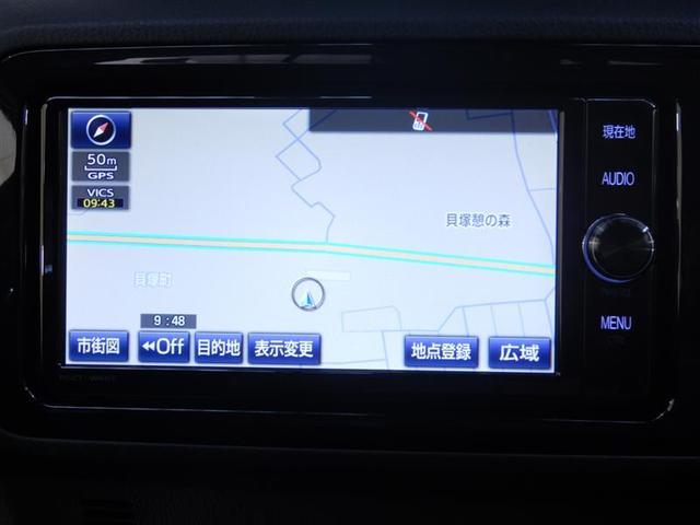 ハイブリッドF 前歴当社社用車 純正メモリーナビ(7枚目)