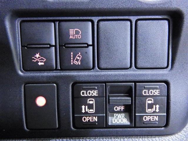 ZS 両側電動スライドドア フルセグTV付きナビ 8人乗り(10枚目)