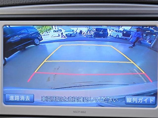 【バックモニター】・・・・♪気になる後ろの見通しも、車庫入れに大活躍☆運転が困難な場所でも、しっかりサポート!心強い味方のモニターです♪