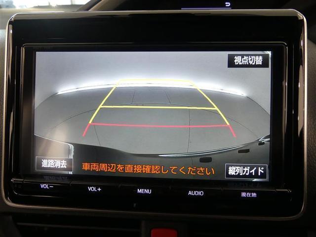 ZS 煌 フルセグ メモリーナビ バックカメラ ドラレコ 衝突被害軽減システム ETC 両側電動スライド LEDヘッドランプ 3列シート ウオークスルー ワンオーナー DVD再生 記録簿 乗車定員7人 CD(13枚目)