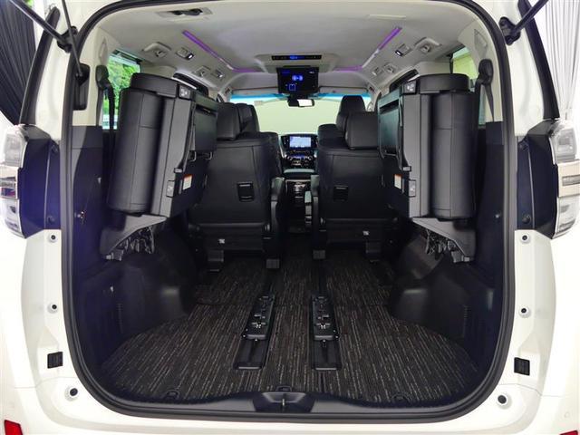 2.5Z Gエディション フルセグ メモリーナビ 後席モニター バックカメラ 衝突被害軽減システム ETC 両側電動スライド LEDヘッドランプ 3列シート DVD再生 ミュージックプレイヤー接続可 乗車定員7人 安全装備(9枚目)