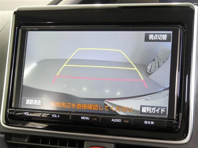 ZS 煌II フルセグ メモリーナビ 後席モニター バックカメラ 衝突被害軽減システム ETC 両側電動スライド LEDヘッドランプ 3列シート ウオークスルー ワンオーナー DVD再生 乗車定員7人 ナビ&TV(15枚目)