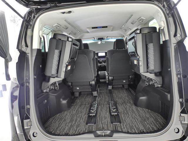 2.5Z フルセグ メモリーナビ バックカメラ ETC 両側電動スライド LEDヘッドランプ 3列シート ワンオーナー DVD再生 記録簿 乗車定員7人 安全装備 ナビ&TV CD アルミホイール 盗難防止装置(9枚目)