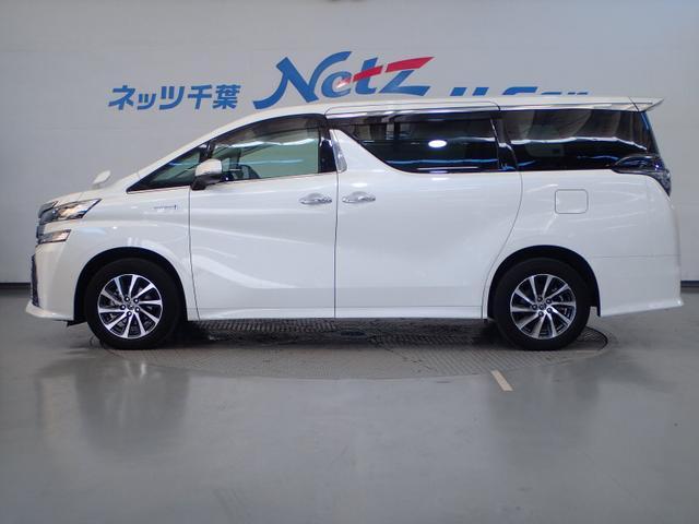 トヨタ ヴェルファイアハイブリッド ZR T-Value