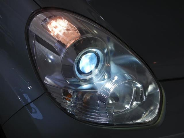 HIDライト装着で夜間走行も安全!