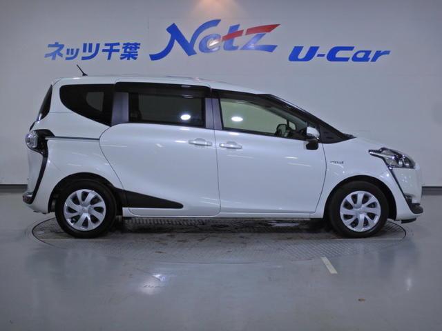 「トヨタ」「シエンタ」「ミニバン・ワンボックス」「千葉県」の中古車3