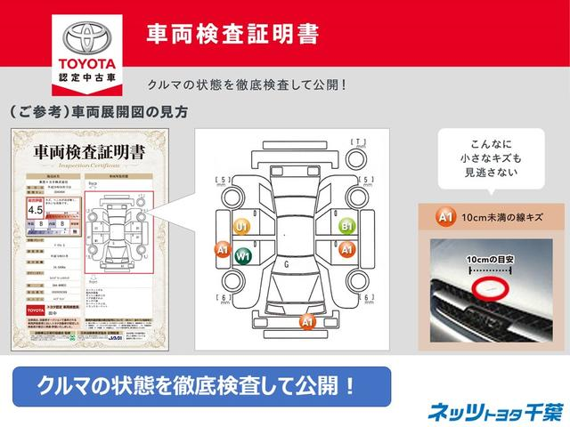 F セーフティーエディションII トヨタ認定中古車 1年間走行無制限保証(33枚目)