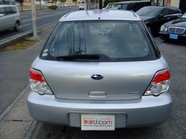 スバル インプレッサスポーツワゴン 1.5i 5MT CD 2WD