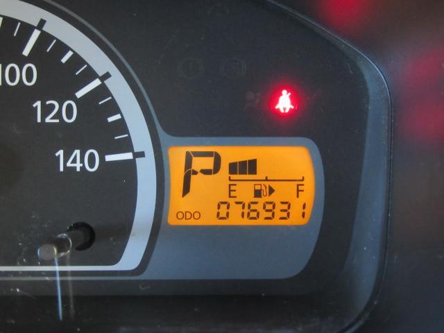 走行76931km!!!!!