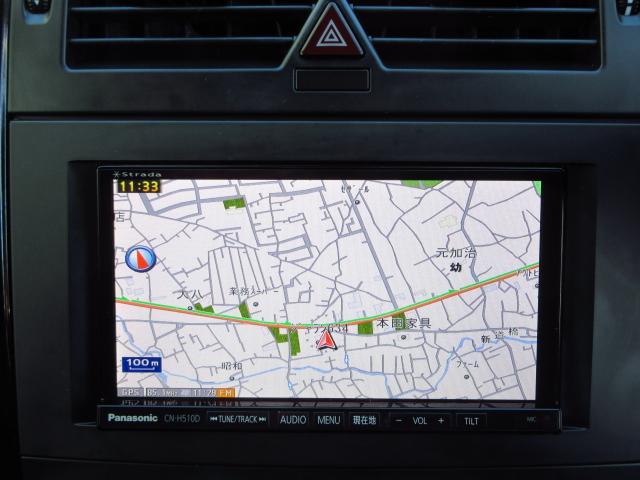 A180 ファイナルエディション HDDナビTV HID(8枚目)