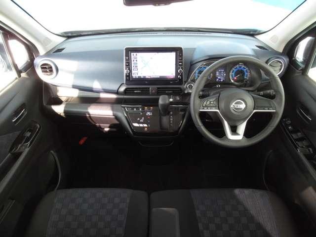 ハイウェイスター X エマージェンシーブレーキ・踏み間違い防止アシスト・ドライブレコーダー・アラウンドビューモニター・ETC2.0・DVD再生・9インチナビ・インテリジェントキー・LEDライト・試乗車UP(3枚目)