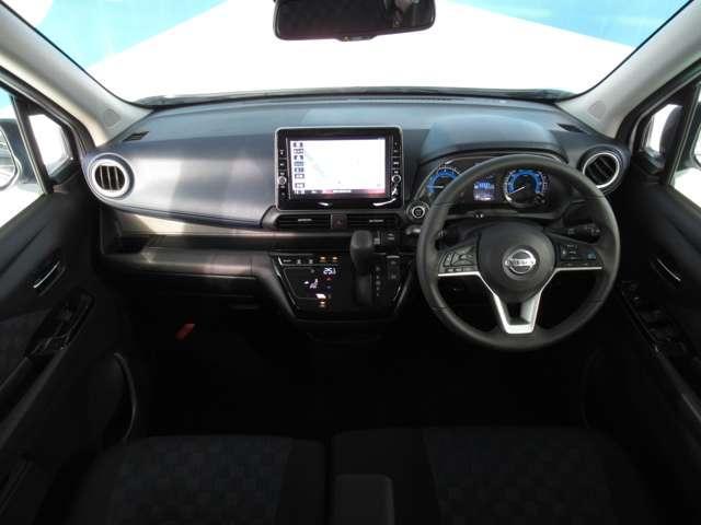 ハイウェイスター Gターボプロパイロットエディション プロパイロット・ターボ・アラウンドビューモニター・ドライブレコーダー・エマージェンシーブレーキ・踏み間違い防止アシスト・ETC2.0・DVD再生・9インチナビ・インテリジェントキー・試乗車UP(3枚目)