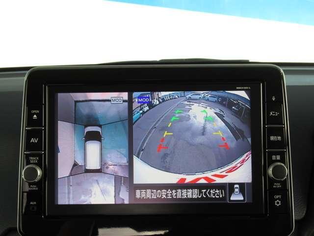 ハイウェイスター Gターボプロパイロットエディション プロパイロット・ターボ・アラウンドビューモニター・ドライブレコーダー・エマージェンシーブレーキ・踏み間違い防止アシスト・ETC2.0・DVD再生・9インチナビ・インテリジェントキー・試乗車UP(5枚目)