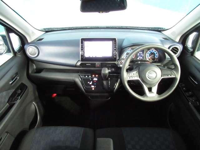 ハイウェイスター X エマージェンシーブレーキ・踏み間違い防止アシスト・ドライブレコーダー・アラウンドビューモニター・ETC2.0・9インチナビ・DVD再生・インテリジェントキー・Bluetooth・試乗車UP(3枚目)