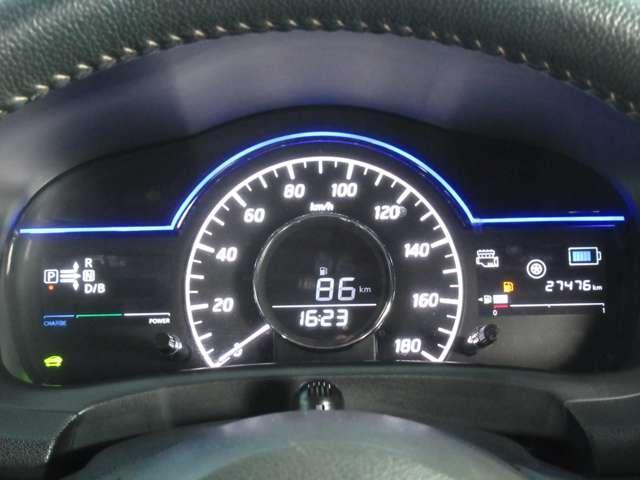 e-パワー X モード・プレミア 【1オーナー 弊社下取車でした 走行27,500キロ メーカー保証継承】 ツーリングパッケージ装着車・衝突被害軽減ブレーキ・車線逸脱警報・LEDライト・DVD再生カーナビ・バックカメラ・ETC(16枚目)