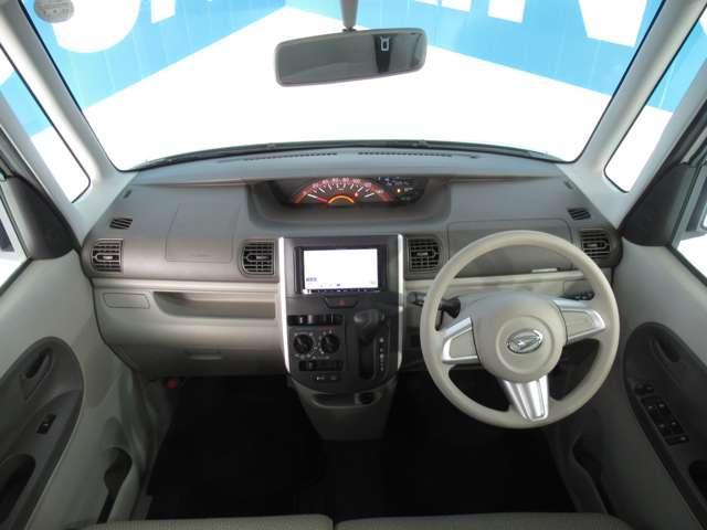 L 車検整備付き 認定中古車 ユーザー様お下取車 走行22,815キロ パイオニア製カーナビ(AVIC-MRZ02) ETC プライバシーガラス ドアバイザー ☆お支払いにクレジット払もご利用いただけます(3枚目)