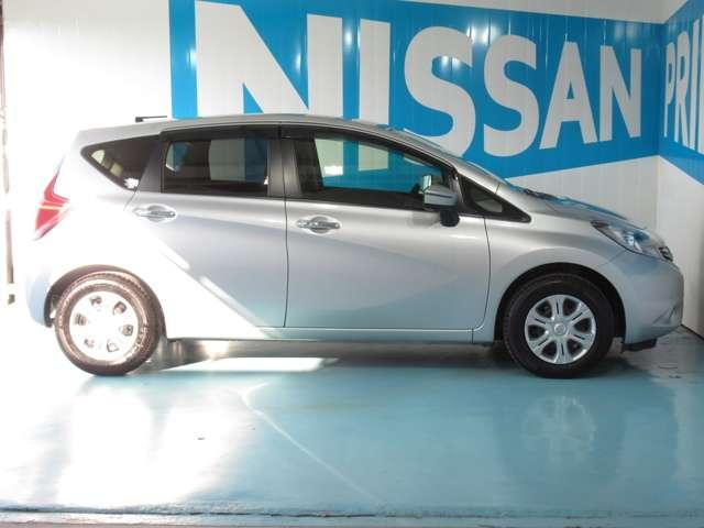 「日産」「ノート」「コンパクトカー」「神奈川県」の中古車16