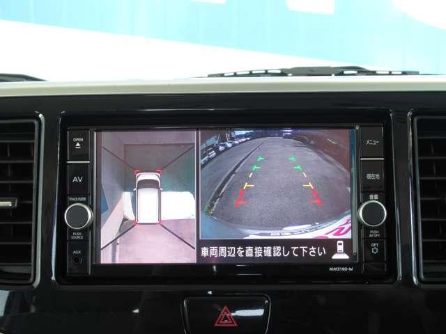 660 X ナビ アラビュー 助手席オート ワンオナ(5枚目)