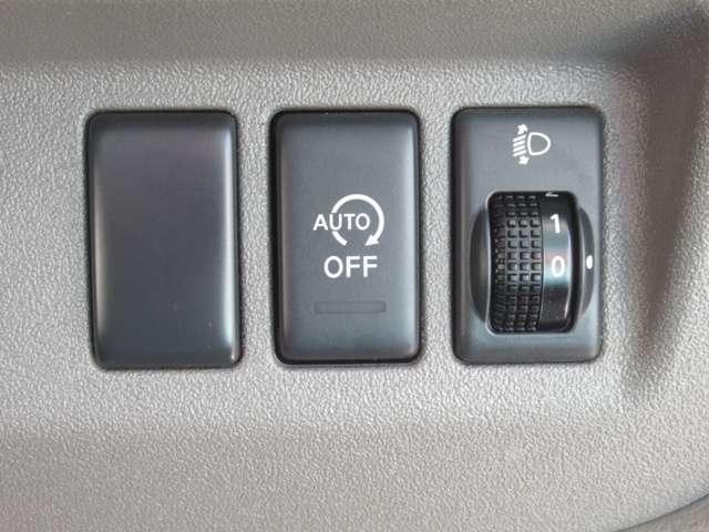 オートエアコンで室内を快適な温度に保ちます!