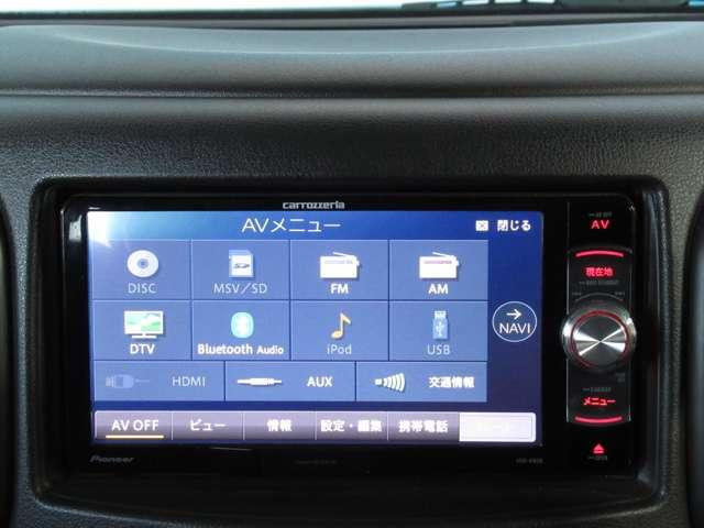 15X インディゴ+プラズマ 【車検整備付き 走行76,786キロ パイオニア製カーナビ装備】 オートエアコン インテリジェントキー ETC ☆お支払いにクレジット払いもご利用いただけます。均等/ボーナス併用払か選択可能です。(4枚目)