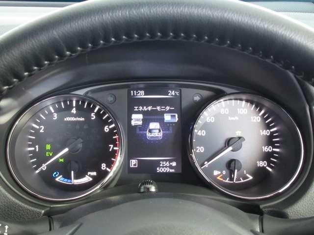 2.0 20Xi HYBRIDレザーエディション 4WD 前後ドライブレコーダー装着(11枚目)