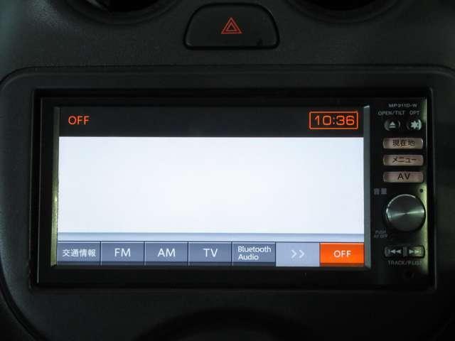 MP311D-W フルセグTV