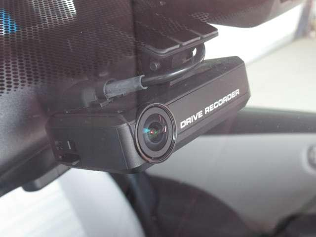 ドライブレコーダー付き!動かぬ証拠が緊急時の強い味方になります