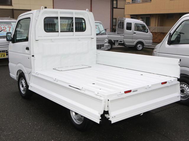 スズキ キャリイトラック KCエアコン・パワステ ABS搭載車 4WD 届出済未使用車
