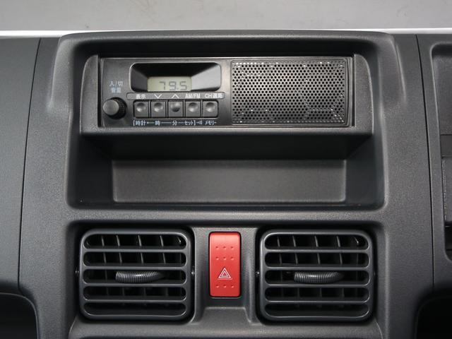 スズキ キャリイトラック KCエアコン・パワステ ABS 2WD 5MT 届出未使用車
