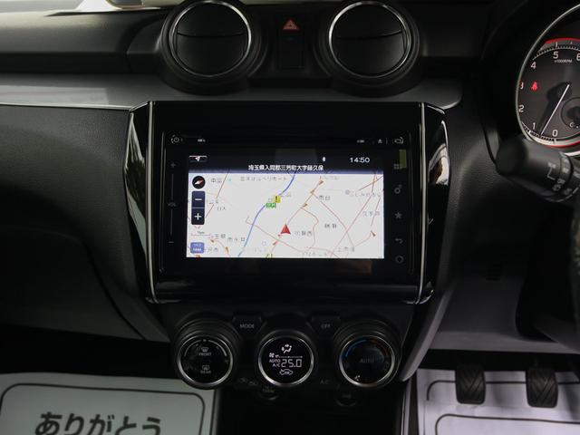 スズキ スイフト RS 全方位モニター用カメラパッケージ 5MT 純正カーナビ