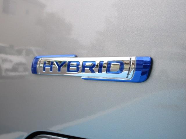 ★マイルドハイブリッド★発電効率に優れたISG(モーター機能付発電機)搭載。更なる燃費の向上に貢献するハイブリッドシステムです!