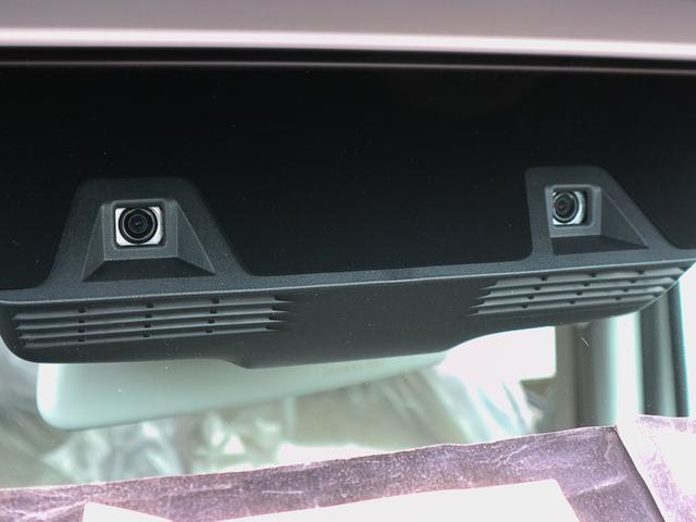 2つのカメラで前方の車両や歩行者を検知する衝突被害軽減システム【デュアルカメラブレーキサポート】搭載!ステレオカメラ方式の衝突被害軽減システムで、衝突の回避をサポートします!