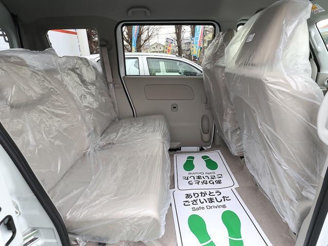 ★2列目シートスライド★後席の足元が広々となるリアシートスライドを採用、一番前にしても十分な広さですし、一番後ろにすれば、リア席に乗せた人が喜ぶこと間違いなし!