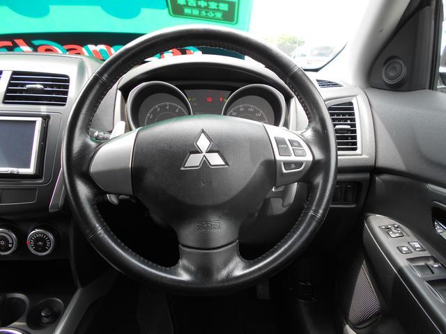 三菱 RVR G メモリーナビ バックカメラ ETC スマートキー