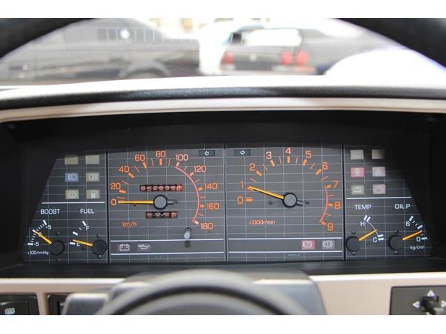 日産 スカイライン 2000RSターボC レカロ パナスポーツG7アルミ