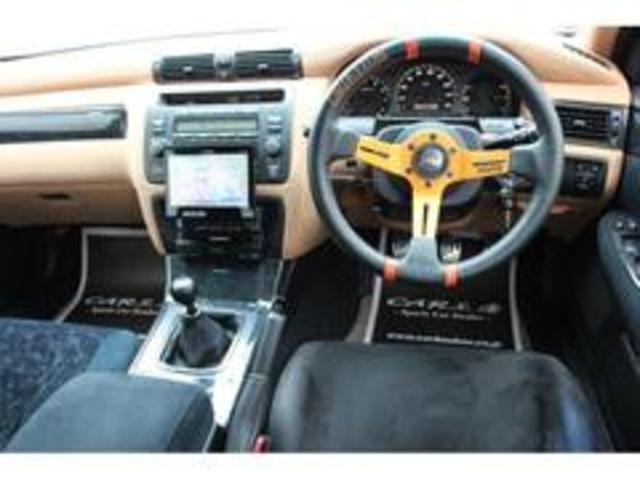 トヨタ クラウン アスリートV 5速改公認 新品SSRアルミホイル