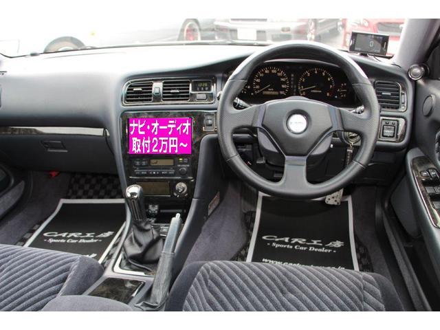 トヨタ マークII ツアラーV 5速改110MT 後期仕様