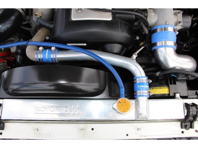 ツアラーV 後期型 GT2835タービン 金プロ 純正エアロ(8枚目)