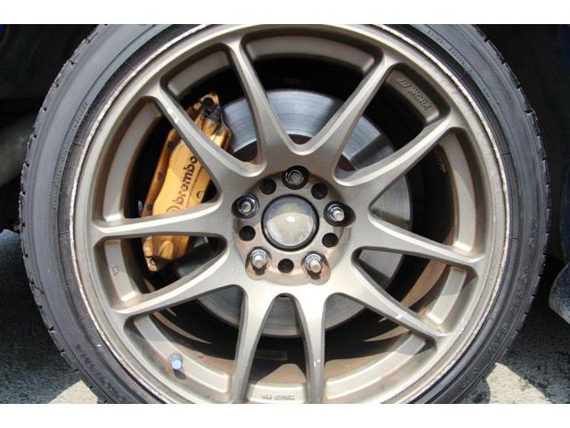 Q's改S14ターボエンジン アペックスタービン(5枚目)