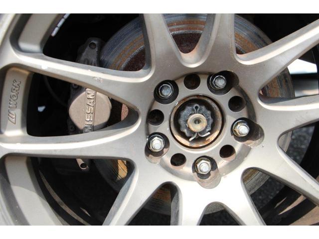 Q's改S14ターボエンジン アペックスタービン(6枚目)