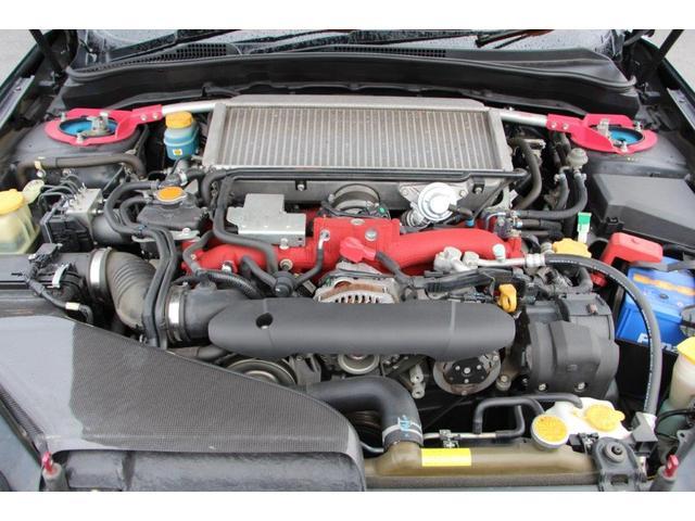 WRX STi フルエアロ クスコ車高調 HKSマフラー(6枚目)
