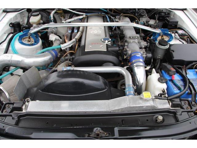 HKSGT2835タービン・インジェクター・燃料ポンプ・アルミラジエーター・アルミアッパーホース・サムコロアホース・オイルクーラー・前置インタークーラー・ブリッツエアクリ