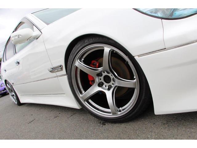 V300ベルテックスエディション V300ベルテックスED サンルーフ ゲトラグ6速改公認 ワークT5R18インチアルミ KENDAタイヤ T&Eベルテックスフルエアロ・ボルドワールドパルファムカップ4カップエアサスペンション(31枚目)