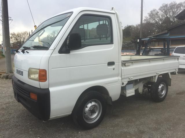5MT  4WD  エアコン 地域限定車 三方開(2枚目)