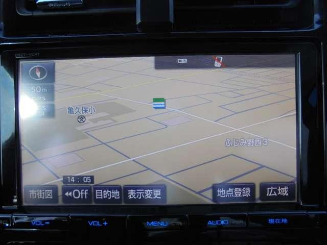 トヨタ プリウス Sツーリングセレクション SDナビ フルセグ